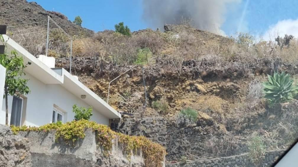 Nederlands gezin op La Palma: 'Je hele leven ligt onder die lavastroom'