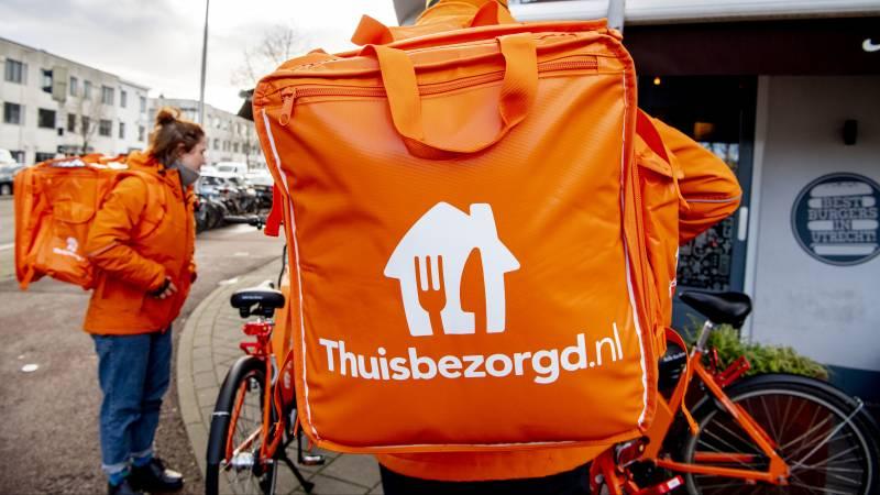 Urenlange storing bij Thuisbezorgd, restaurants kregen bestellingen niet binnen
