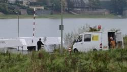 Scheepvaart op de Maas hervat na botsing tussen twee vrachtschepen.